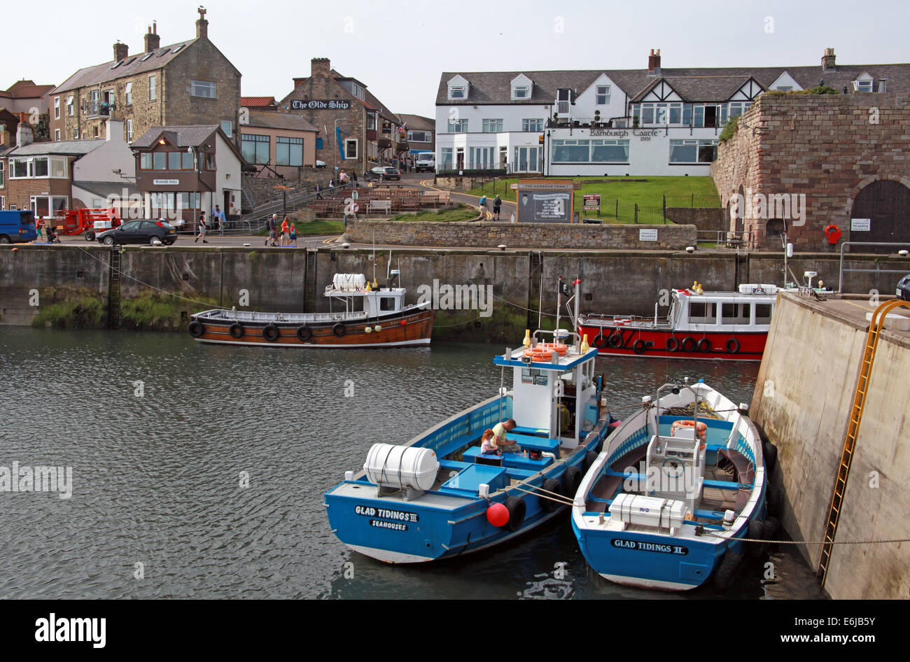 Boats,in,Seahouses,harbour,Northumbria,NE,England,UK,North East,water,sea,dock,red,blue,red boats,blue boats,boats,coast,dock,harbor,harbour,northumberland,sea,seahouses,building,buildings,houses,house,fishing,GB,Great Britain,British,history,historic,tourist,travel,tourism,summer,gotonysmith,ships,ship,pier,English,castle hotel,hotel,B&B,grass,EU,Fishing,quota,Brexit,freedom,British,waters,territory,territorial,rights,borders,border,sovereignty,Buy Pictures of,Buy Images Of,territorial waters