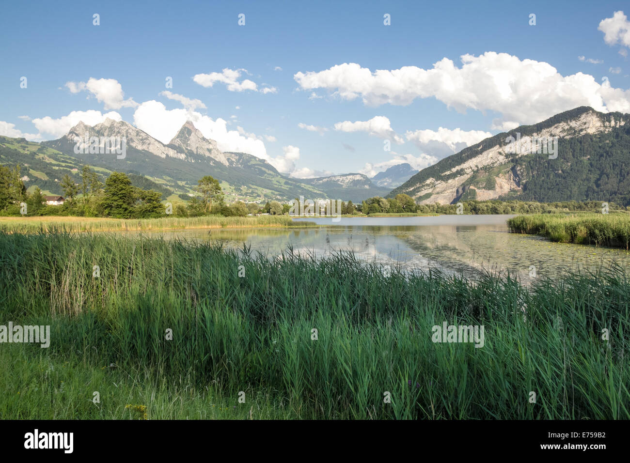 Canton Schwyz Stock Photos Canton Schwyz Stock Images Alamy