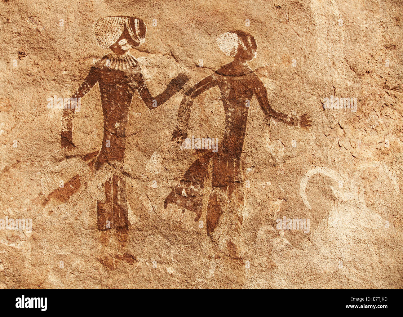 Famous paintings: prehistory 91