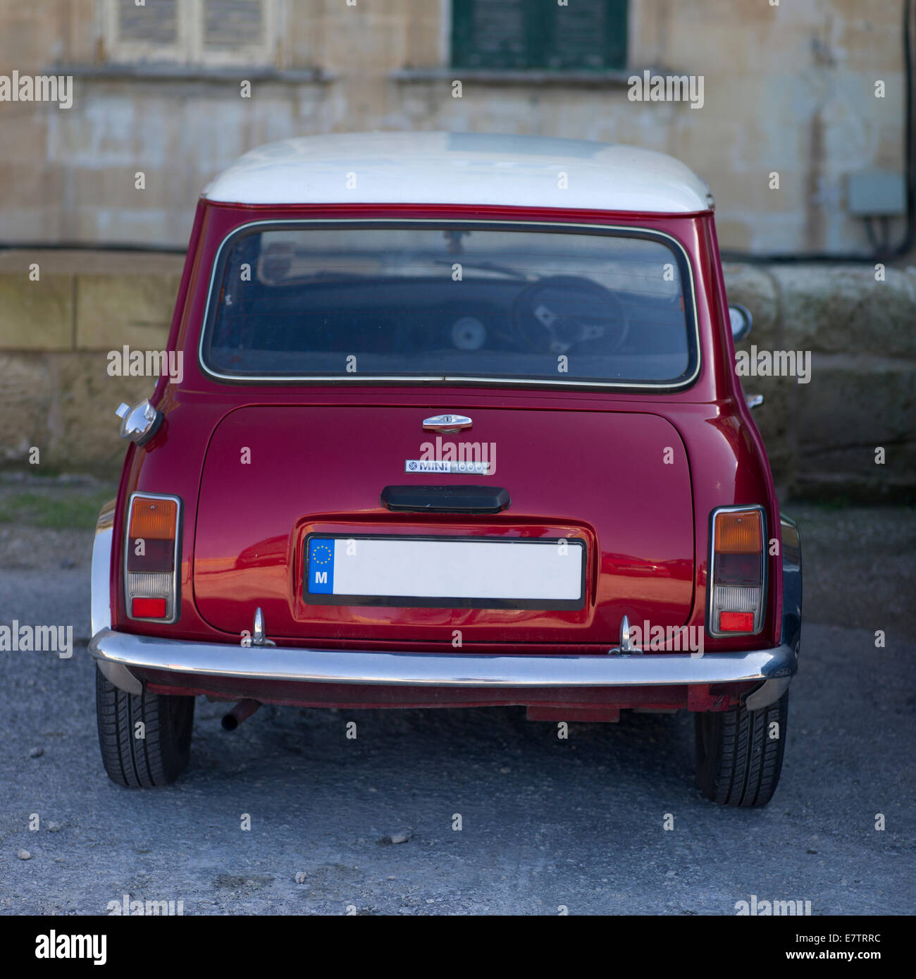 Mini 1000 - Stock Image