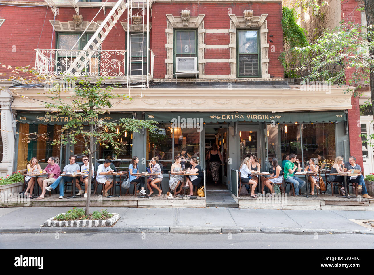 Greenwich And Th Street Restaurant Nyc