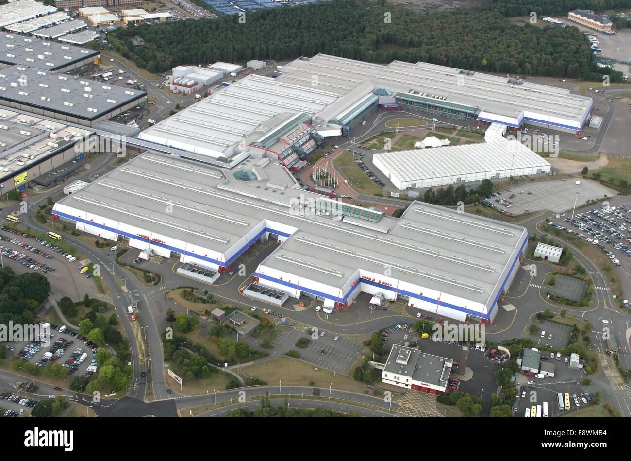 The National Exhibition Centre (NEC), Birmingham Stock Photo ...