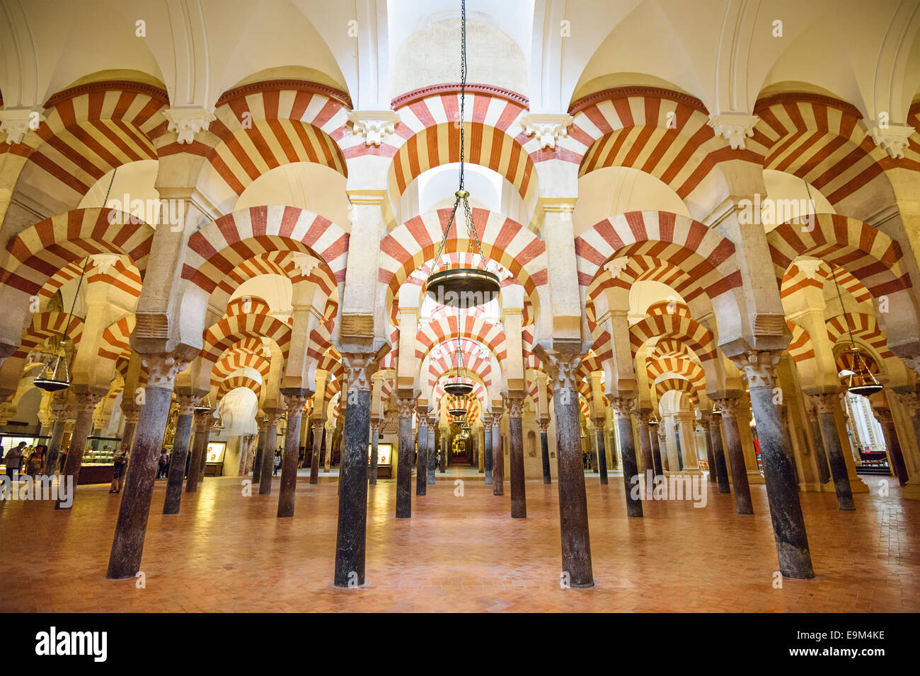 Cordoba, Spain Mosque-Cathedral. - Stock Image