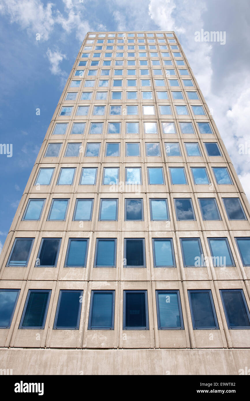 Tall Building - Stock Image