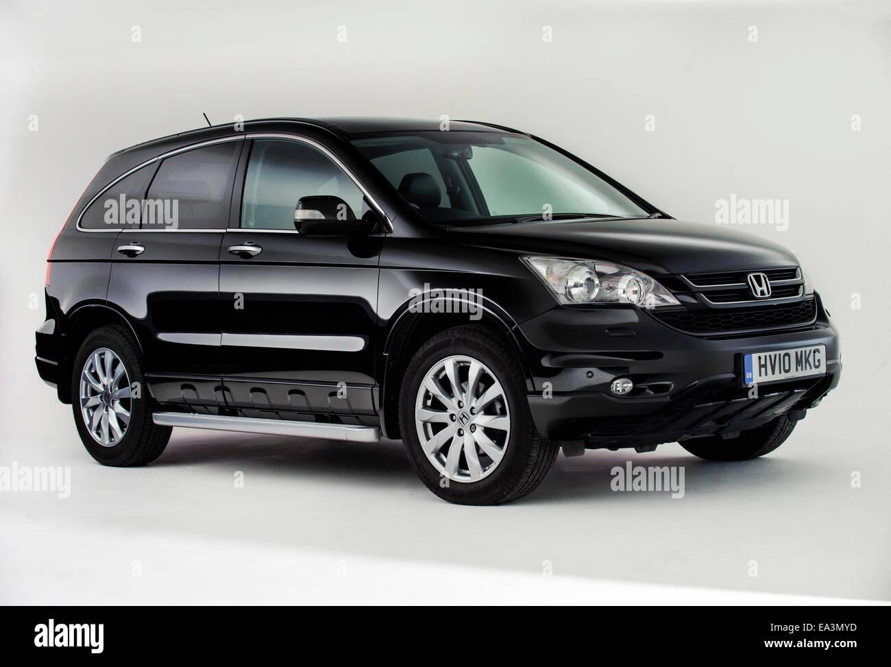 2010 Honda CRV - Stock Image