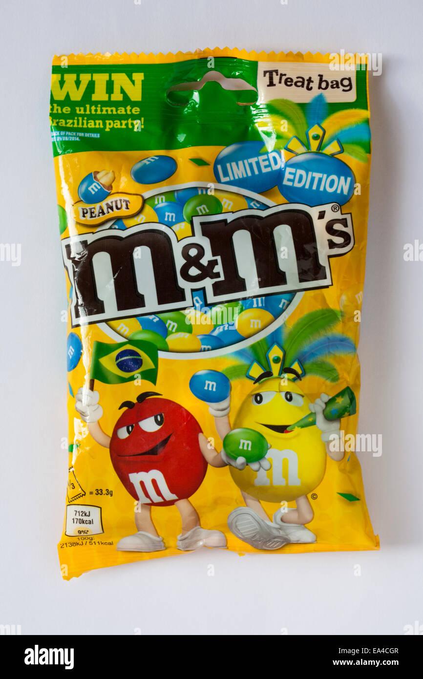 M S Peanut Treat Bag 115g