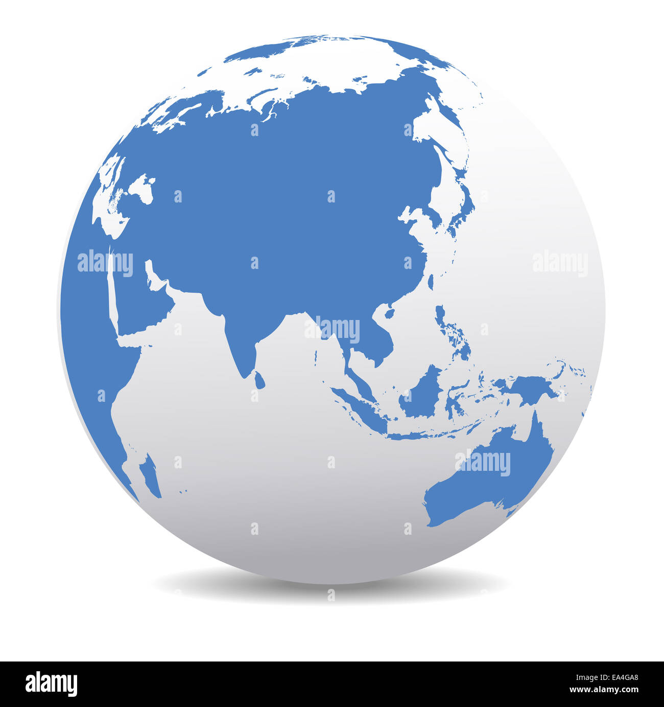 Asia china japan world earth icon globe map stock photo 75088672 asia china japan world earth icon globe map gumiabroncs Gallery