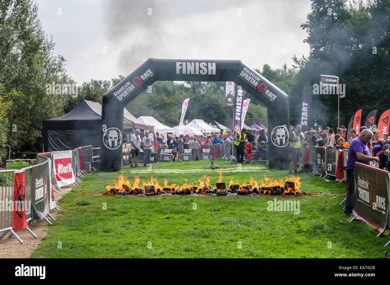 last-obstacle-trial-by-fire-before-finish-line-spartan-race-milton-EAT6CB.jpg