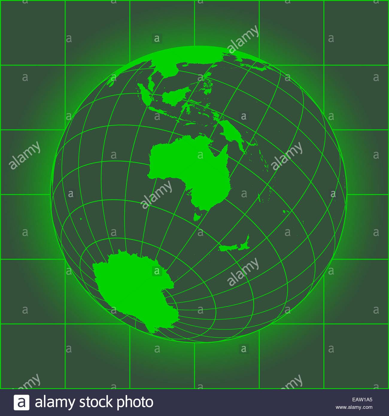 Green australia map asia russia antarctica north pole earth green australia map asia russia antarctica north pole earth globe old style map of the world gumiabroncs Images