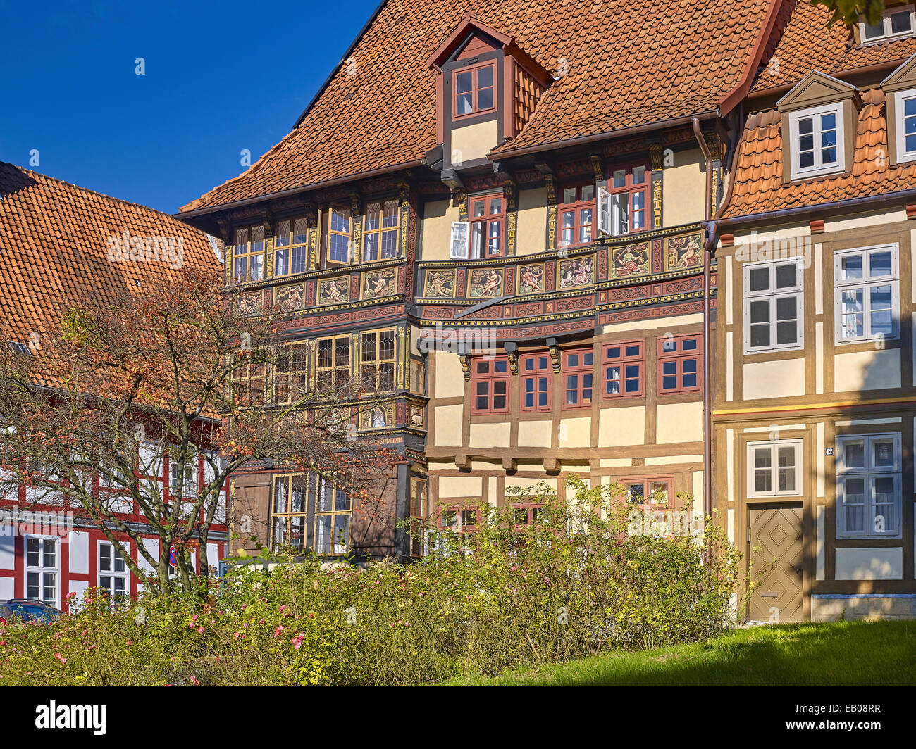 India Haus Hildesheim district of hildesheim stock photos district of hildesheim stock