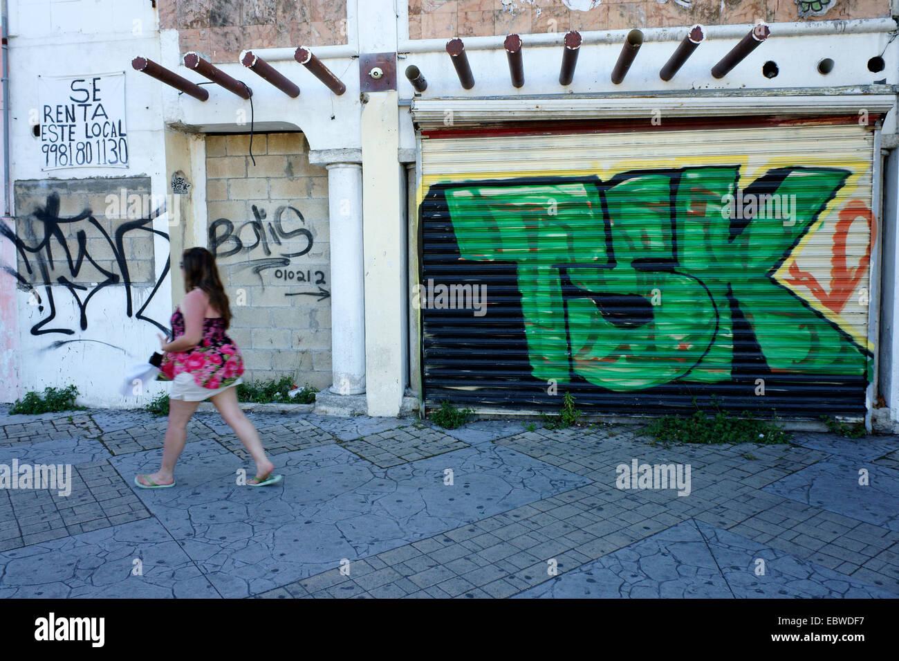 urban-graffiti-with-girl-in-flowered-dre