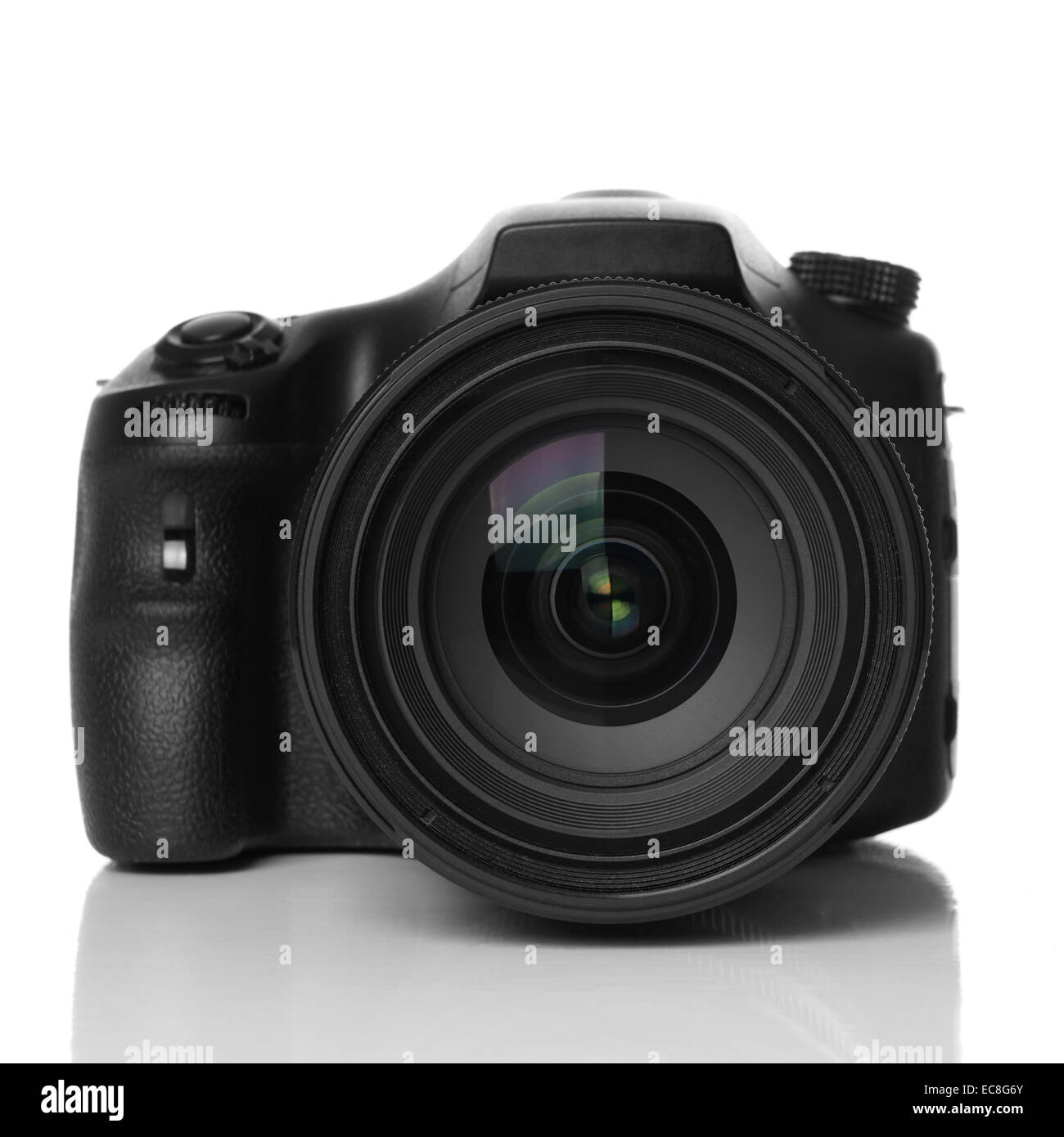DSLR camera - Stock Image