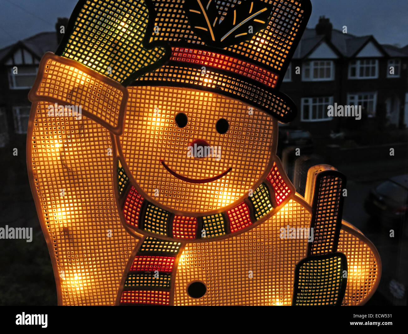 christmas,xmas,lighted,light,bulb,tungsten,waving,waves,plastic,novelty,friendly,fun,orange,at,night,dusk,dawn,blue,sky,behind,December,novel,indoor,Static,lighting,effect,yellow,bulb,type,fun,time,with,this,acrylic,festive,cheer,in,the,home,house,decoration,GoTonySmith,Buy Pictures of,Buy Images Of