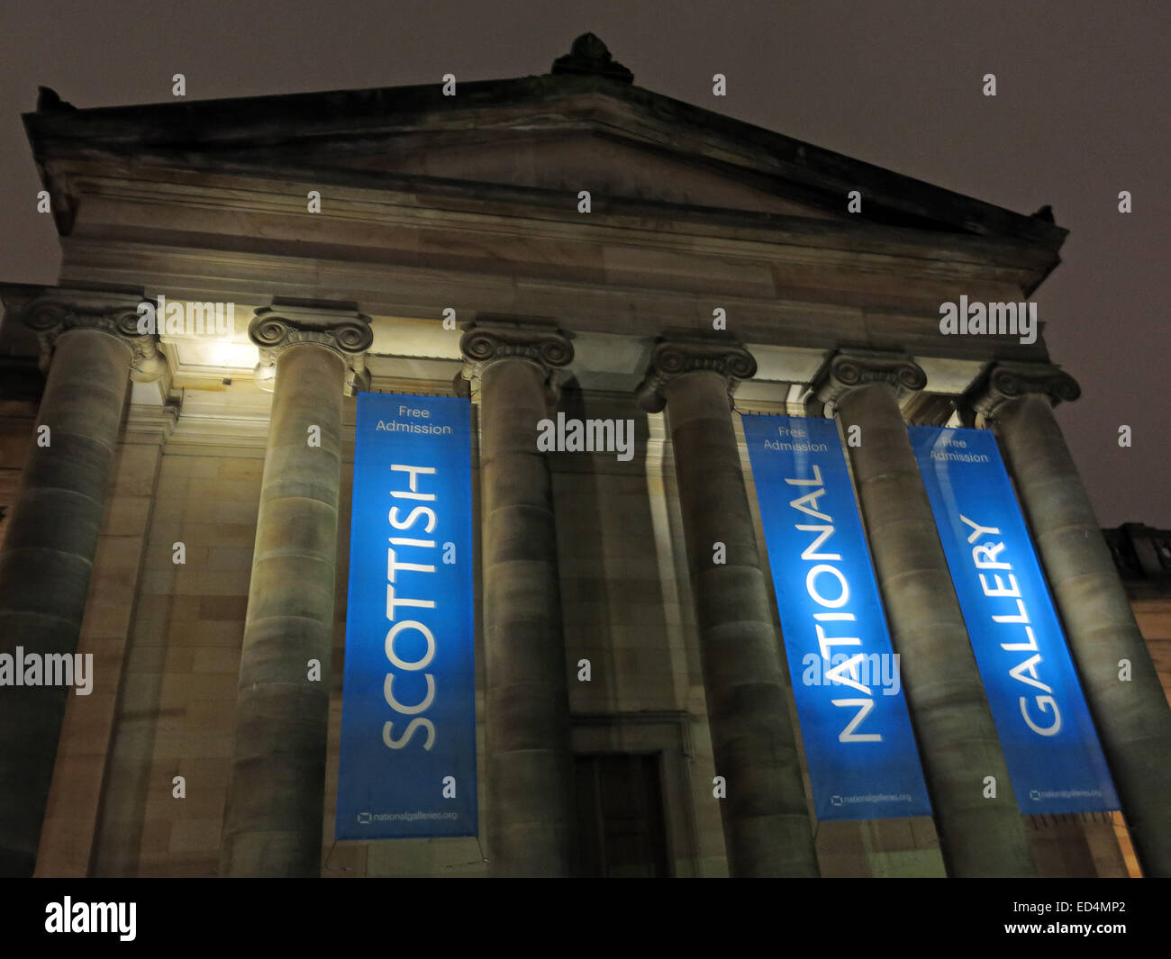 street,stone doric columns gothic greek style building Edinburgh,Scotland,UK,Scots,tourist,tourism,attraction,dusk,in,the,evening,located,on,The,Mound,in,central,neoclassical,building,designed,by,William,Henry,Playfair,looking,up,National Gallery,Scottish National gallery,GoTonySmith,Tour,tourist,tourism,tourist,attraction,Scotland,Capital,City,Scots,Scottish,icon,iconic,@Hotpixuk,HotpixUk,Tourist Attraction,city Centre