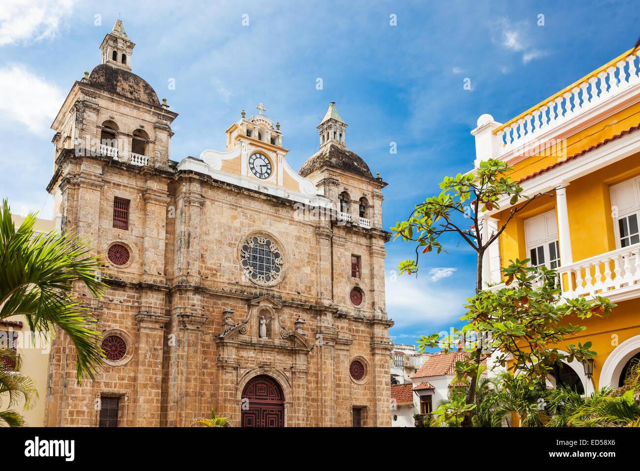 Cartagena, Colombia - Stock Image