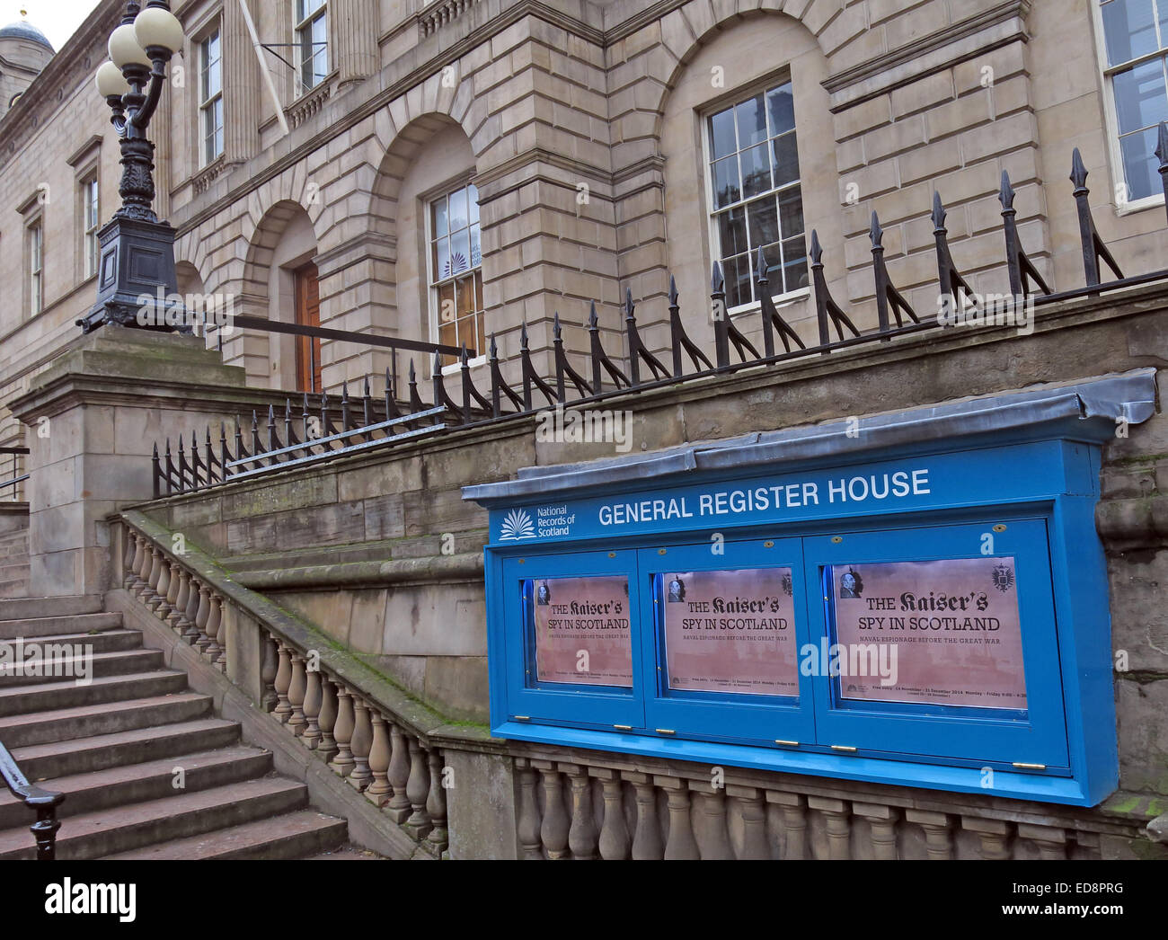 building,General Register Office,steps,sign,outside,exterior,stone,city,historic,history,Accountant,in,Bankruptcy,and,the,Court,of,the,Lord,Lyon,and,housed,the,Office,of,Director,of,Chancery,tourism,tourist,Surname,find,finding,Scottish,ancestors,family history,Italianate structure,Gotonysmith,Robert Matheson,archives,archive,birth,death and marriage records,genealogists,Buy Pictures of,Buy Images Of,Scotlands History,Scotlands History