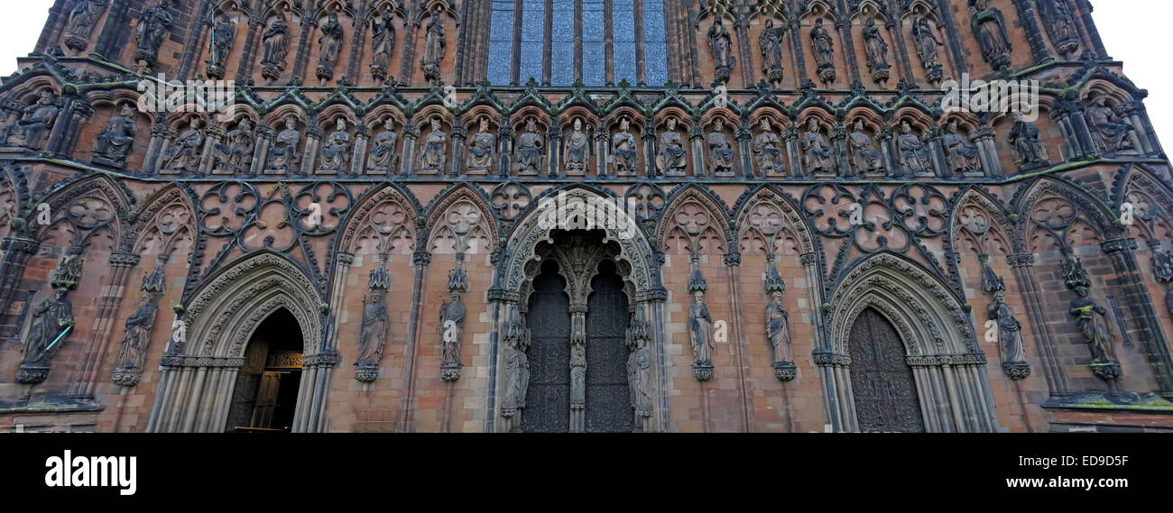 dusk,night,stone,medieval,history,historic,Lichfield,Cathedral,is,situated,in,Lichfield,Staffordshire,England.,It,is,the,only,medieval,English,cathedral,with,three,spires.,The,Diocese,of,Lichfield,covers,all,of,Staffordshire,much,of,Shropshire,and,part,of,the,Black,Country,and,West,Midlands,Gotonysmith,midland,history,historic