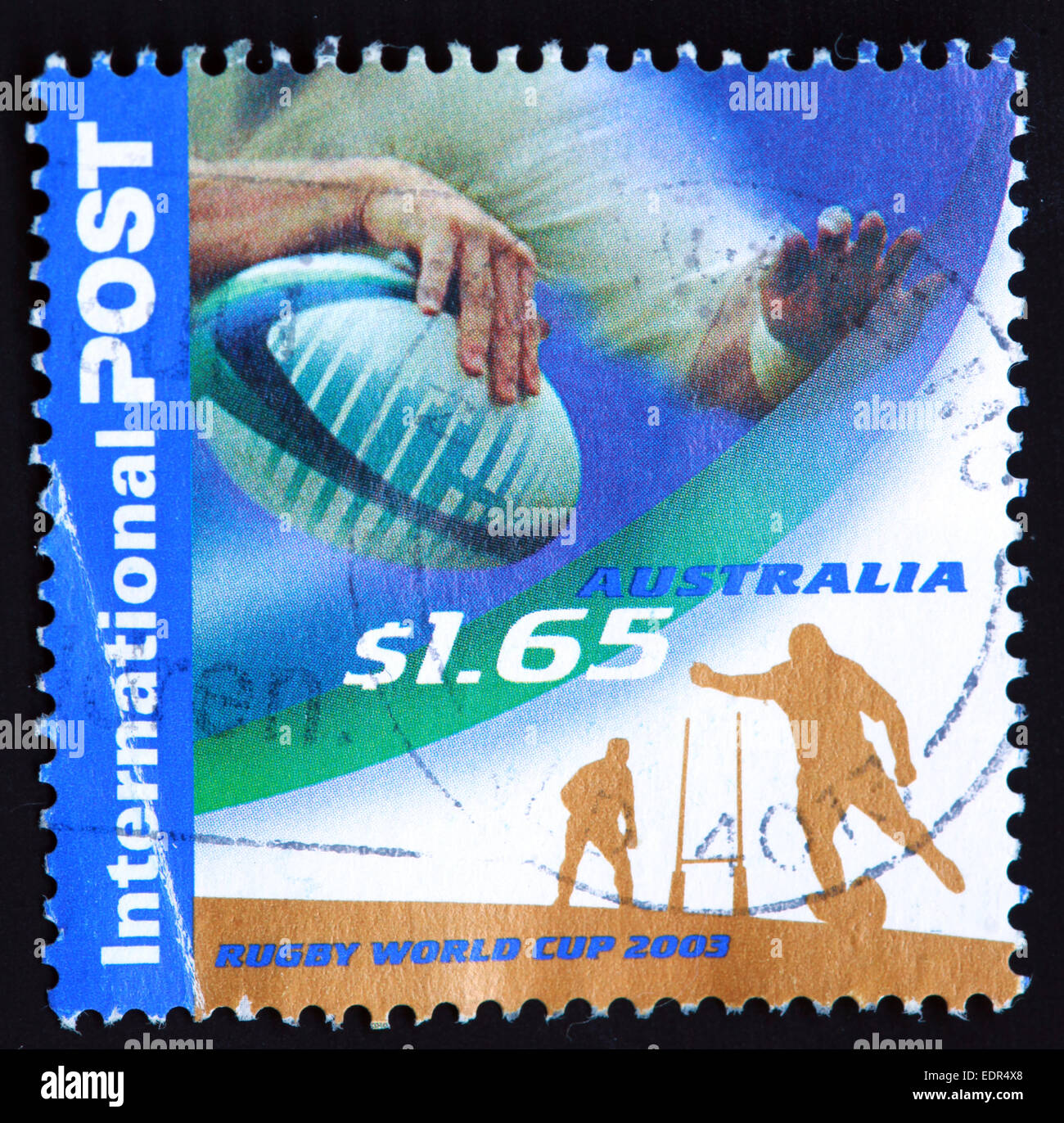 International Post,ball,rugby ball,player,players,Used and Postmarked,Used,and,postmarked,perforated,Australia,stamp,Used,and,postmarked,Australia,Austrailian,Stamp,post,posting,mail,hobby,perforation,mark,postage,stamp,print,stamp,cancelled,stamp,payment,correspondence,postman,co,Gotonysmith,post,posting,mail,hobby,perforation,mark,postage,stamp,print,stamp,cancelled,canceled,stamp,payment,correspondence,postman,collection,collector,philately,philatelist,letter,price,history,retro,Australian,Vintage,delivery,date,relationship,communication,Oz,Australia,DownUnder,classic rare unique Austrailian financial,investment,invest,value,British,empire,nation,canceled,printed on black background,close-up,closeup,close,up,sent,send,philately,mailing,shipping,postoffice,office,isolated,circa,special,colour,color,postmarked,marked,airmail,aged,antique,retro,cutting,historic,old,stamps,collection,stamp collection,album,Timbre,Sello,Stempel,Selo,Down Under,Black background