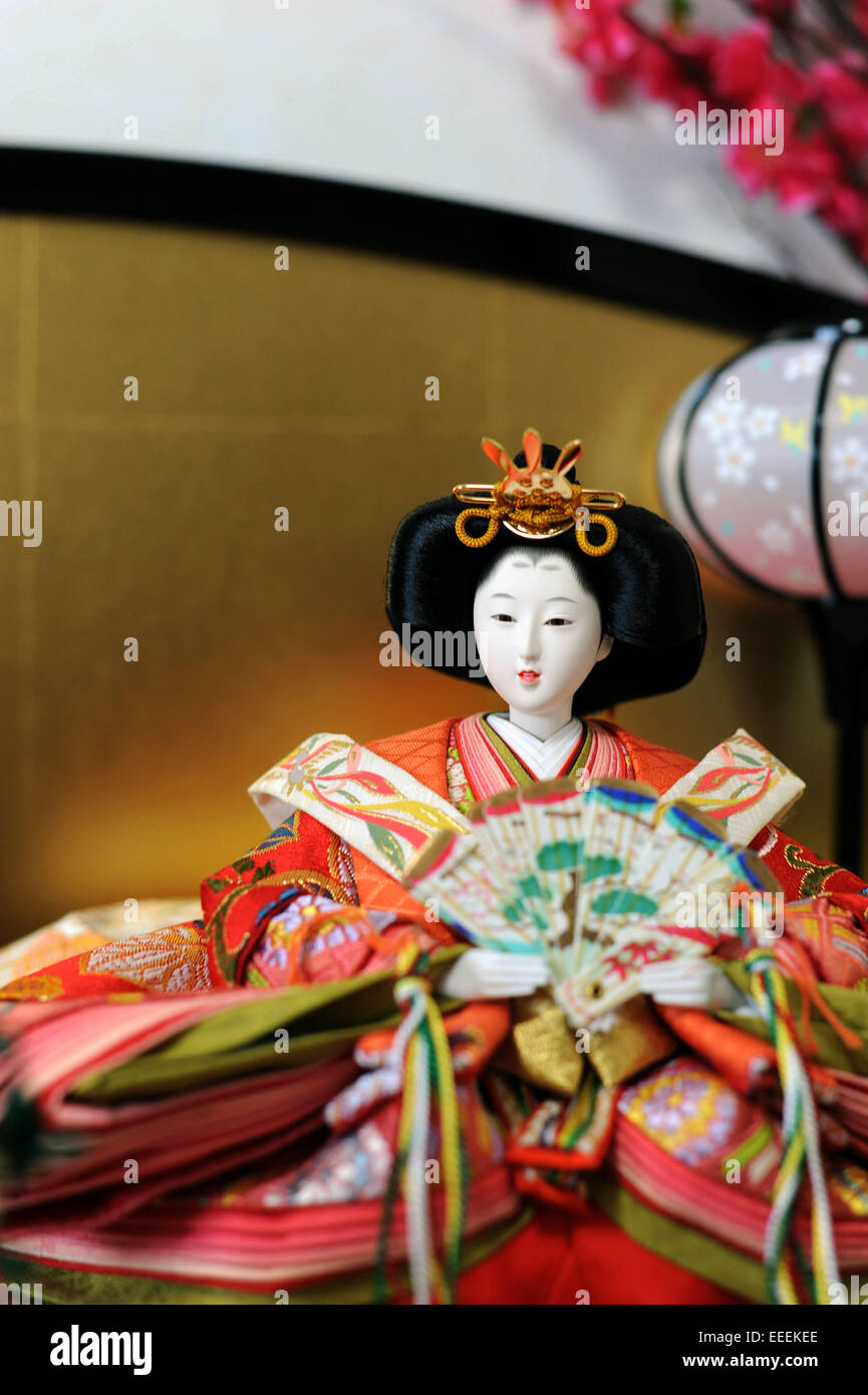 Japanese doll. Dolls for girls 79