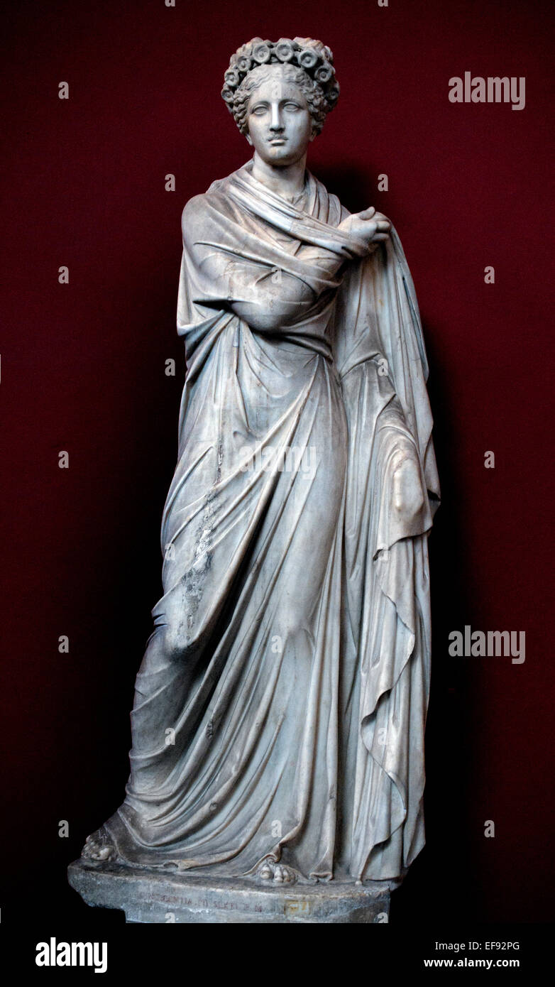 Muse of Polyhymnia: description and photo 16