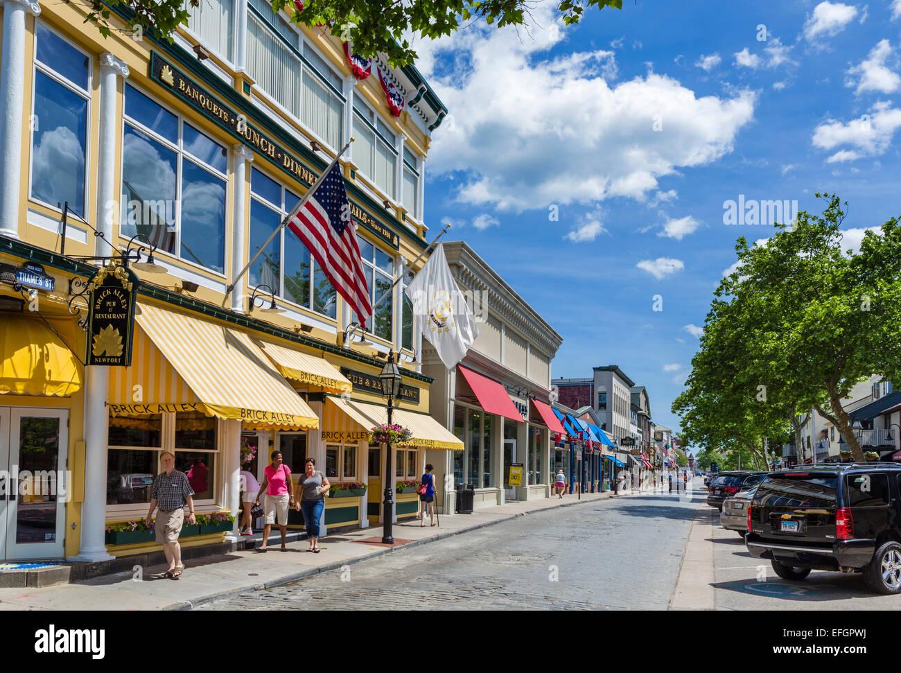 Main Street Newport Beach Ca  United States