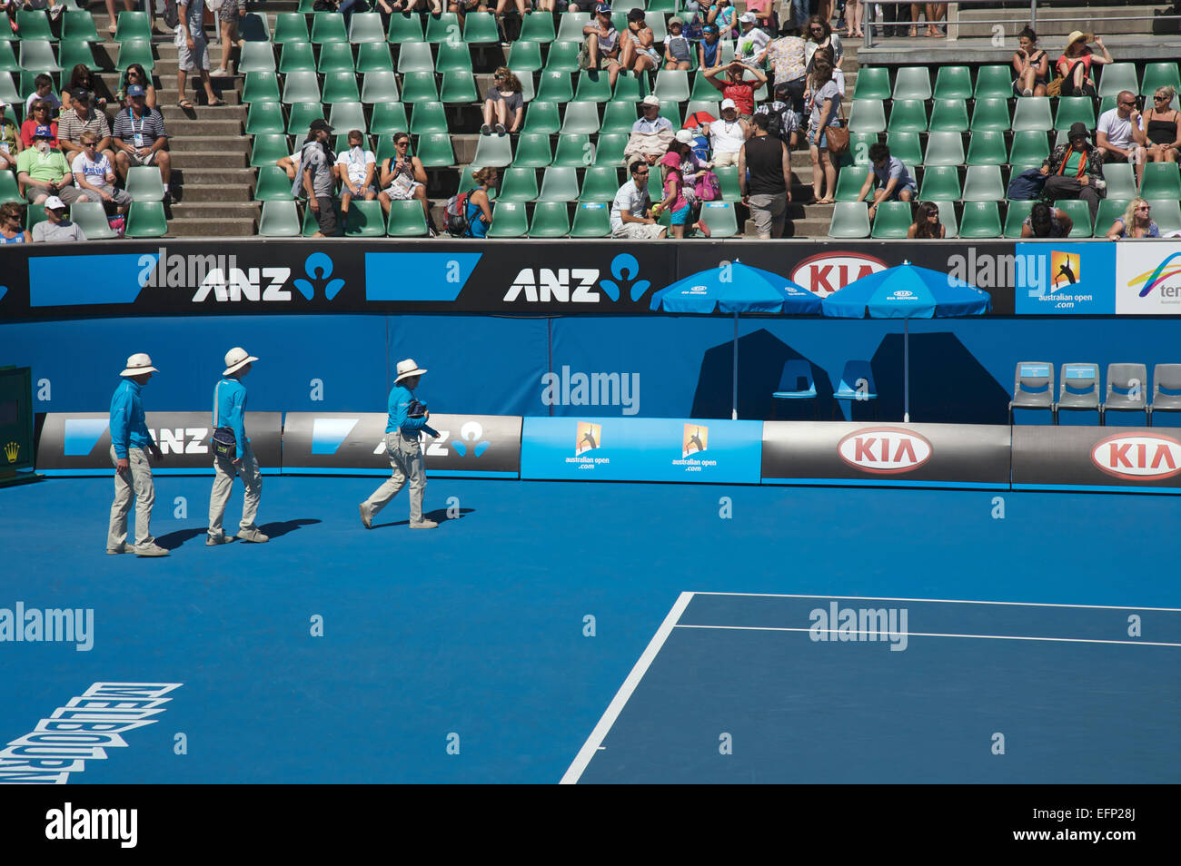 Australian Open Tennis Tournament Three Empires In The Melbourne