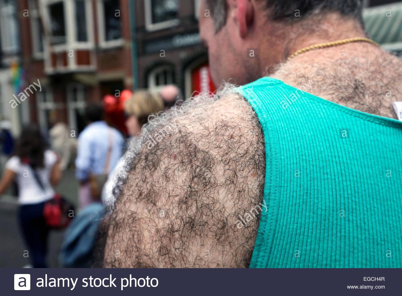 Hairy naked indian men