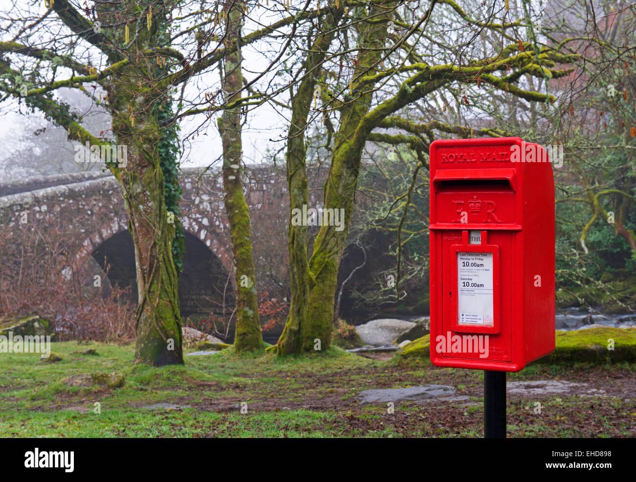 postbox-and-bridge-england-uk-EHD898.jpg