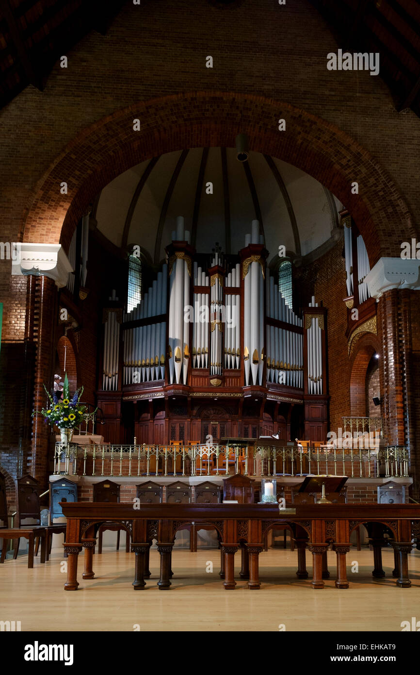 St Andrews Uniting Church - Brisbane Open House - Stock Image