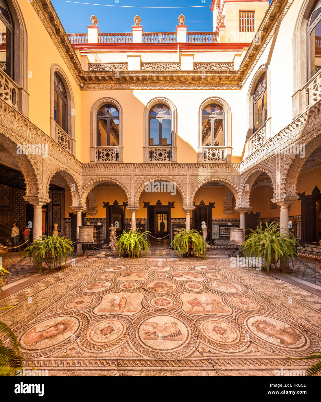 https://c7.alamy.com/comp/EHRGGD/seville-spain-courtyard-with-roman-mosaics-sevilla-palace-of-the-countess-EHRGGD.jpg