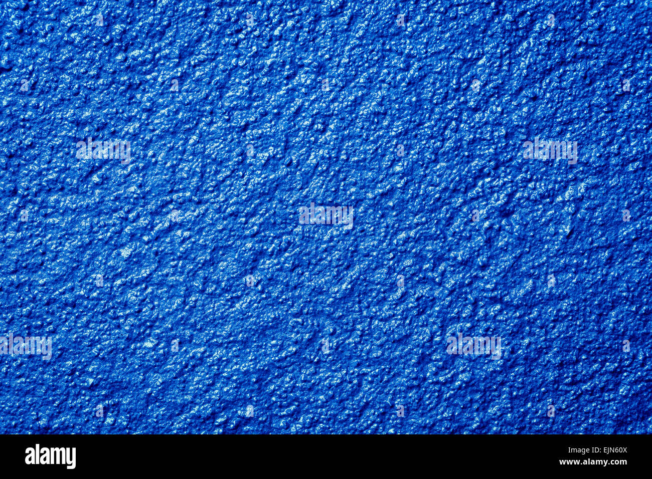 Photo Of A Grunge Blue Metallic Paint Textured Background Wall