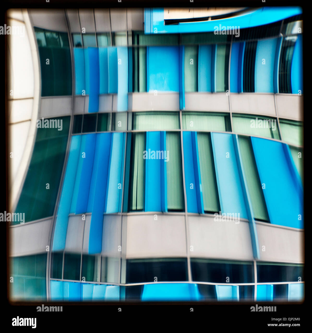 Saga offices. One Priory Square. Hastings. East Sussex. UK - Stock Image