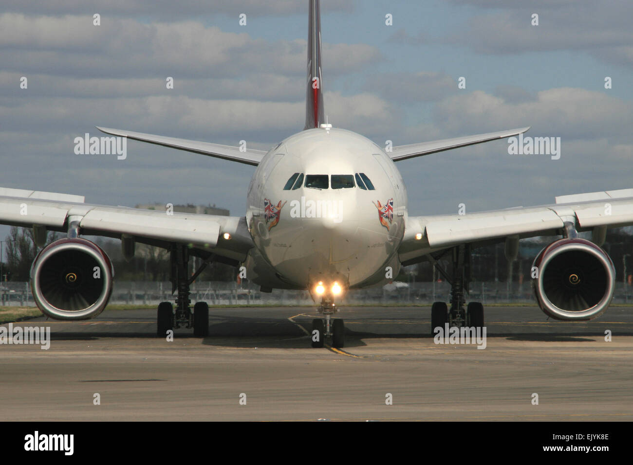 AIRBUS A330 - Stock Image