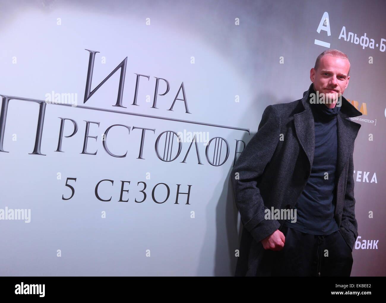 Russian actor in the Game of Thrones. Yury Kolokolnikov 14
