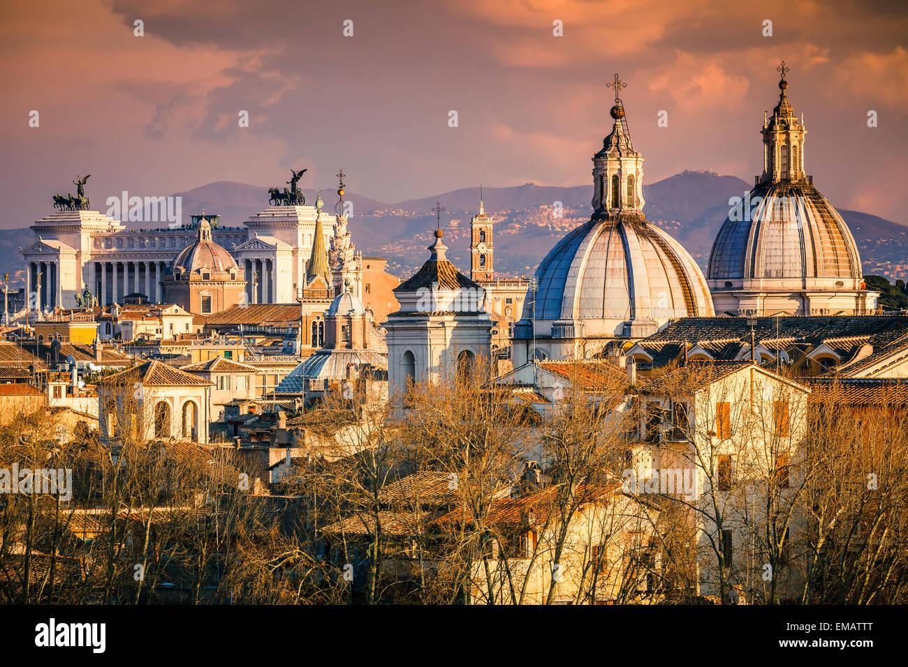 Rome, Italy - Stock Image