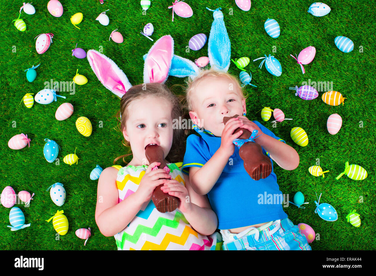 Children about Easter 19