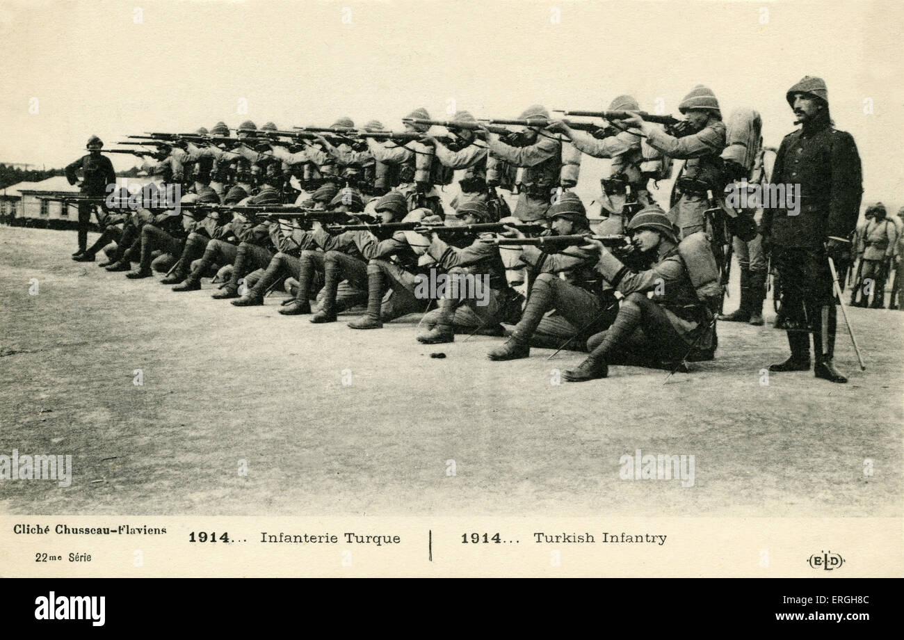 World war 1 turkish infantry 1914 french postcard series 1914 world war 1 turkish infantry 1914 french postcard series 1914 french infanterie turque army of the ottoman empire publicscrutiny Images