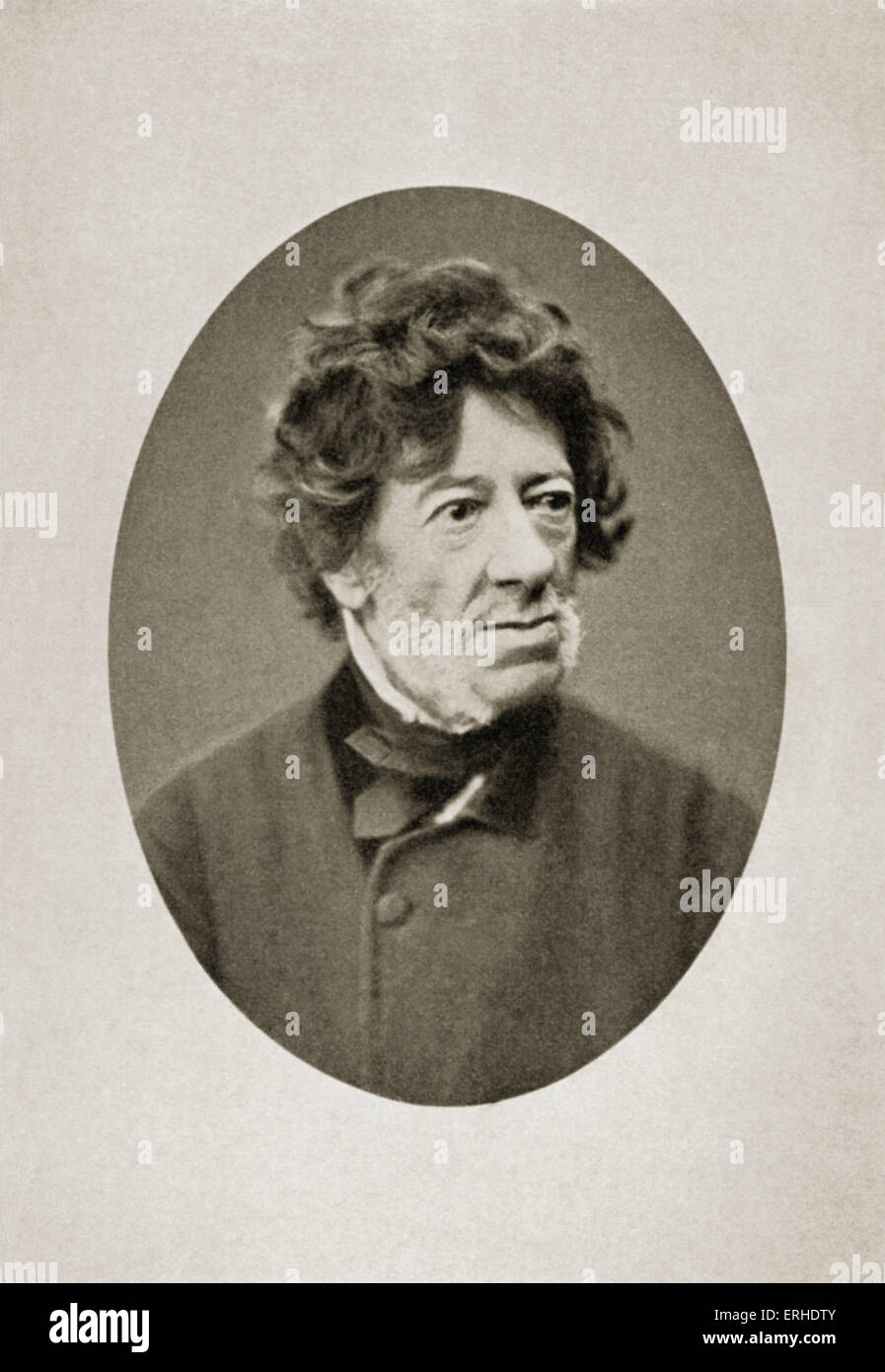 HUMBOLDT / Humbold, Baron Alexander von - Prussian naturalist and explorer who explored much of Central and South - Stock Image
