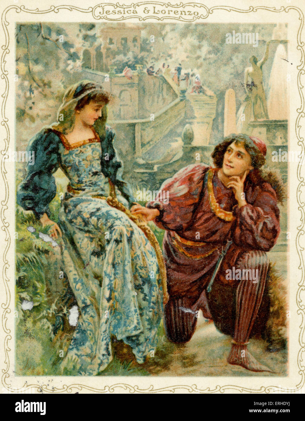the controversy in william shakespeares play merchant of venice Why is the use of disguise in shakespeare plays so  gender roles as with portia in the merchant of venice  knowledge that the characters in the play are.
