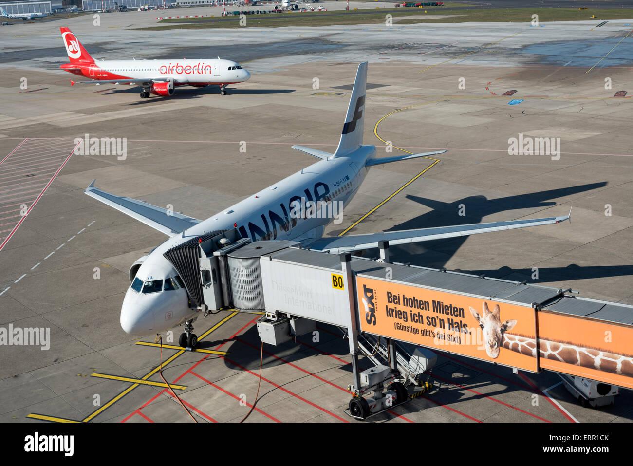 Rent Car Dusseldorf International Airport