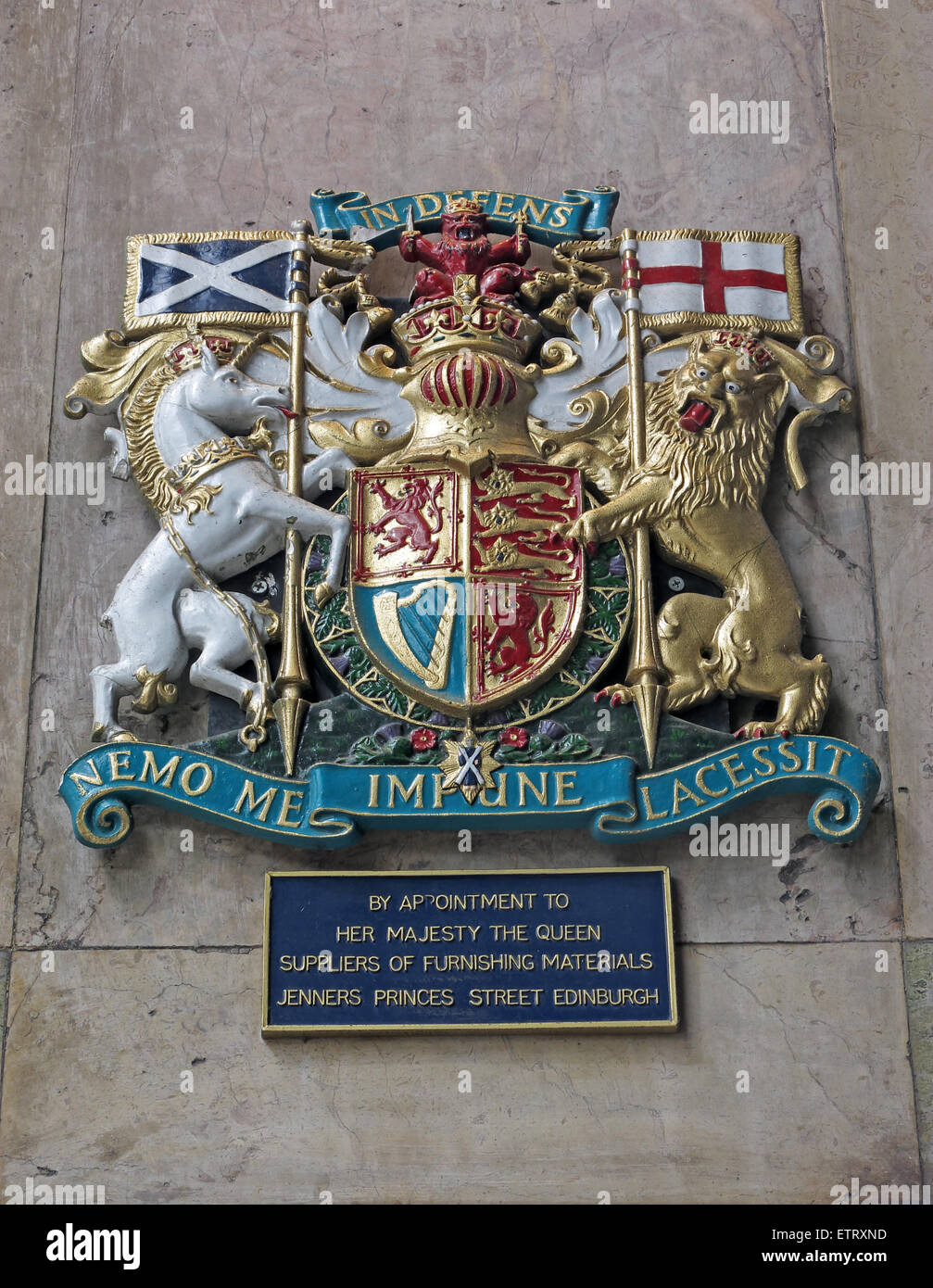 Famous,stores,scottish,scotch,shops,house,of,fraser,Scotland,Scots,retail,oldest,independent,Charles,Jenner,and,Charles,Kennington,sell,selling,goods,tourist,shopping,architect,William,Hamilton,Beattie,designated,as,a,category,A,listed,building,grade1,Harrods,of,the,North,Royal,Warrant,appointment,GoTonySmith,pate,de,foie,gras,boycott,by,the,Duke,and,Duchess,of,Hamilton,48,Princes,St,Edinburgh,Scotland,UK,EH2 2YJ,EH22yj,plaque,crest,Buy Pictures of,Buy Images Of