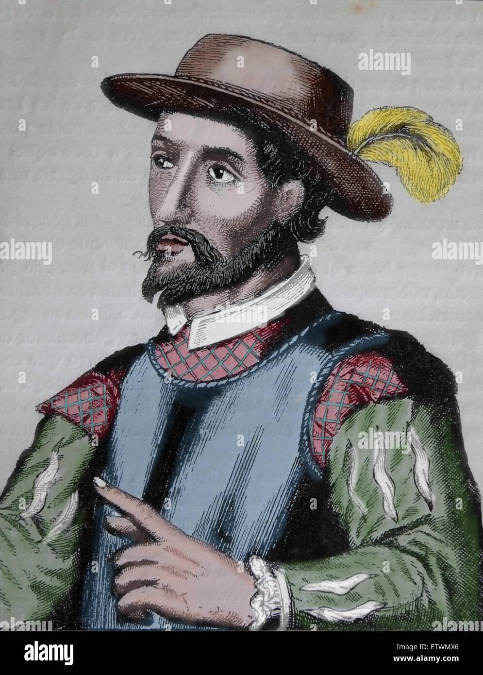 juan ponce de leon Juan ponce de león (santervás de campos, valladolid, 1460 - cuba, 1521) conquistador español de puerto rico y descubridor de la península de florida.
