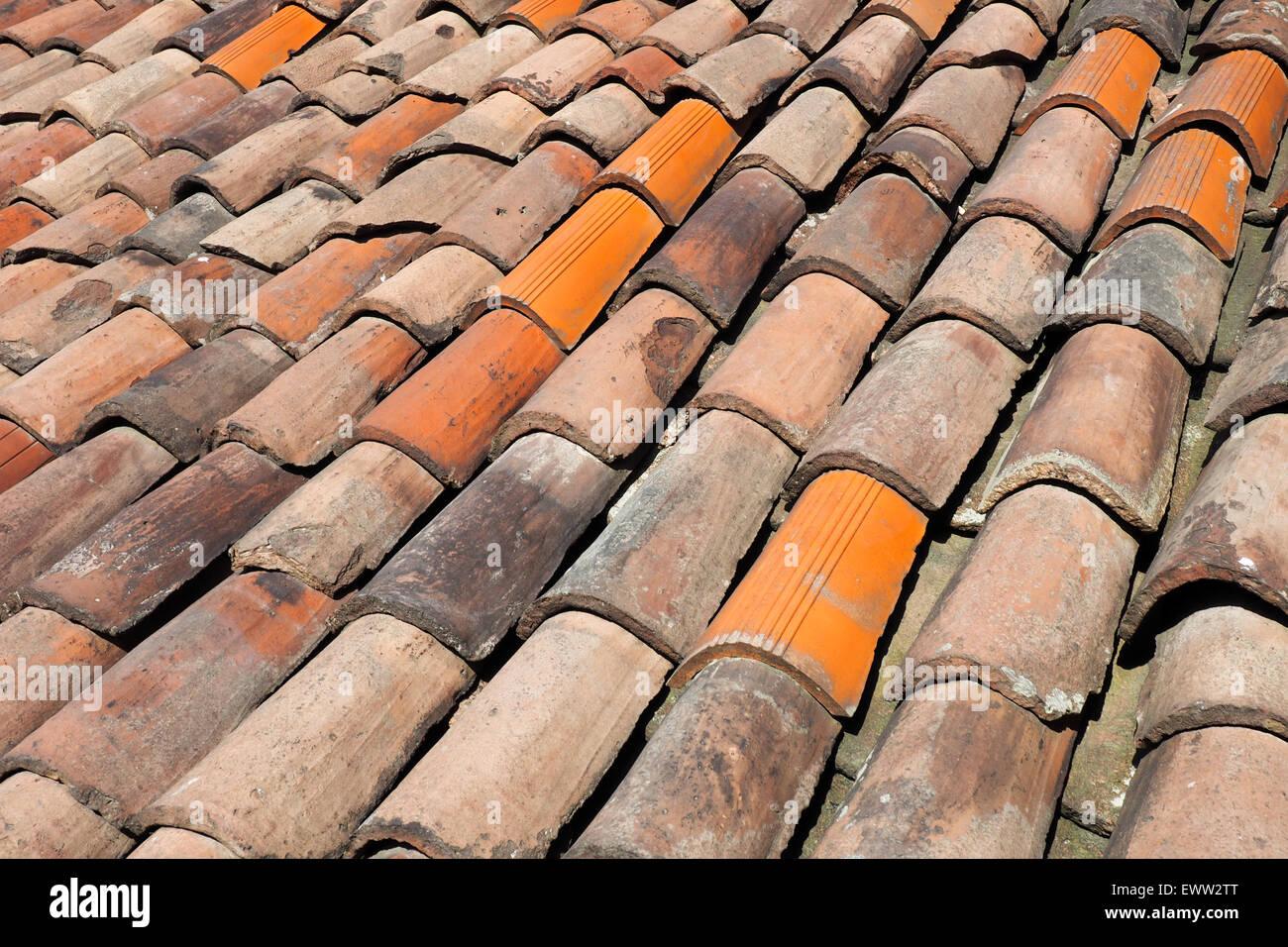 Terracotta Roof Stock Photos Amp Terracotta Roof Stock