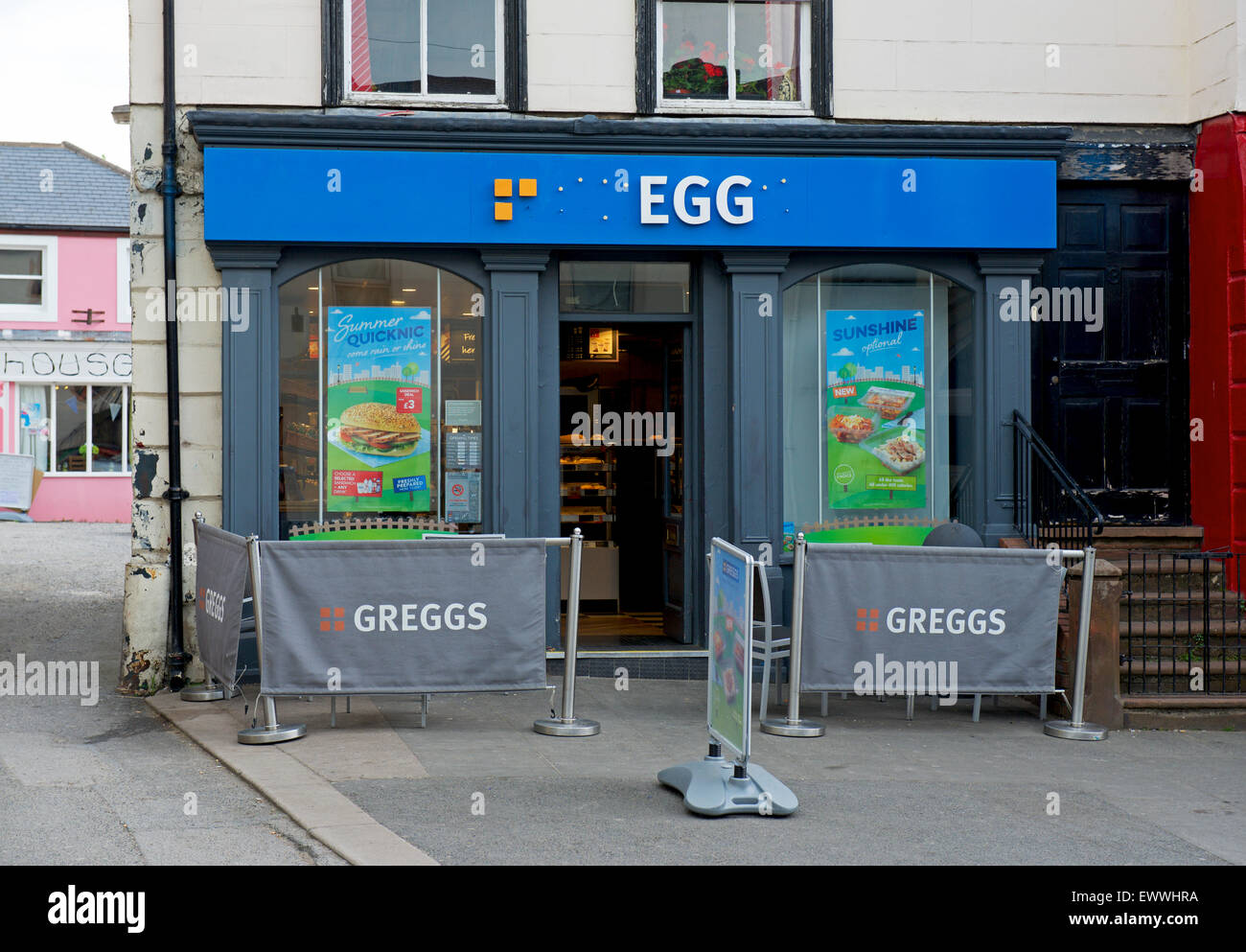 imaginative-vandalism-of-branch-of-greggs-the-bakers-england-uk-EWWHRA.jpg