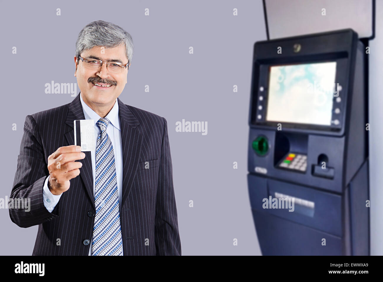 1 indian business man credit card showing stock photo 84777345 alamy 1 indian business man credit card showing reheart Images