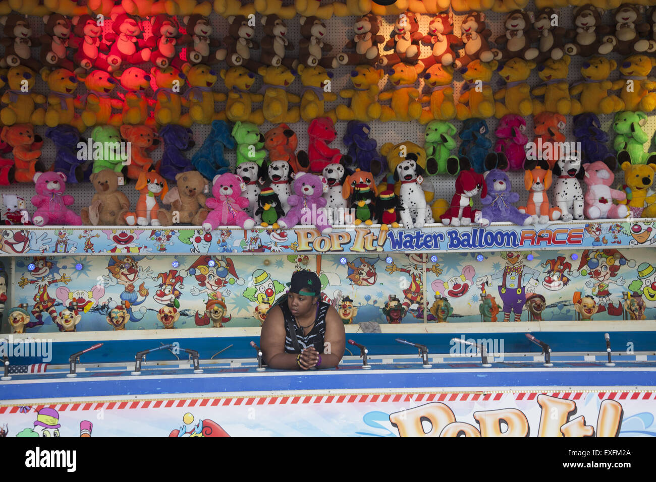 Coney Island Arcade Hours
