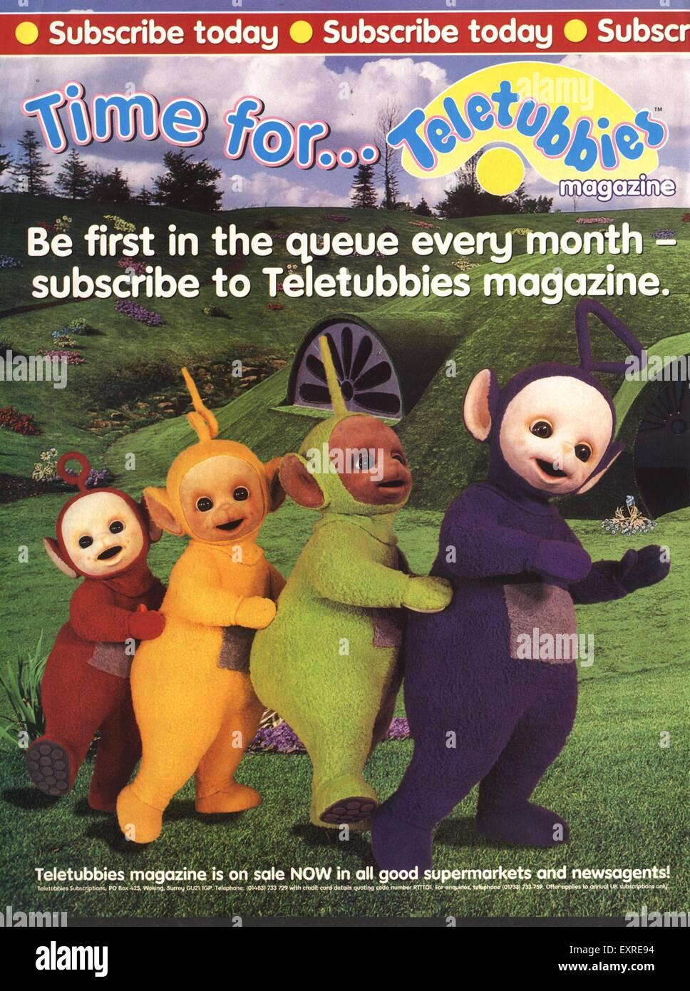 Teletubbies Stock Photos & Teletubbies Stock Images - Alamy