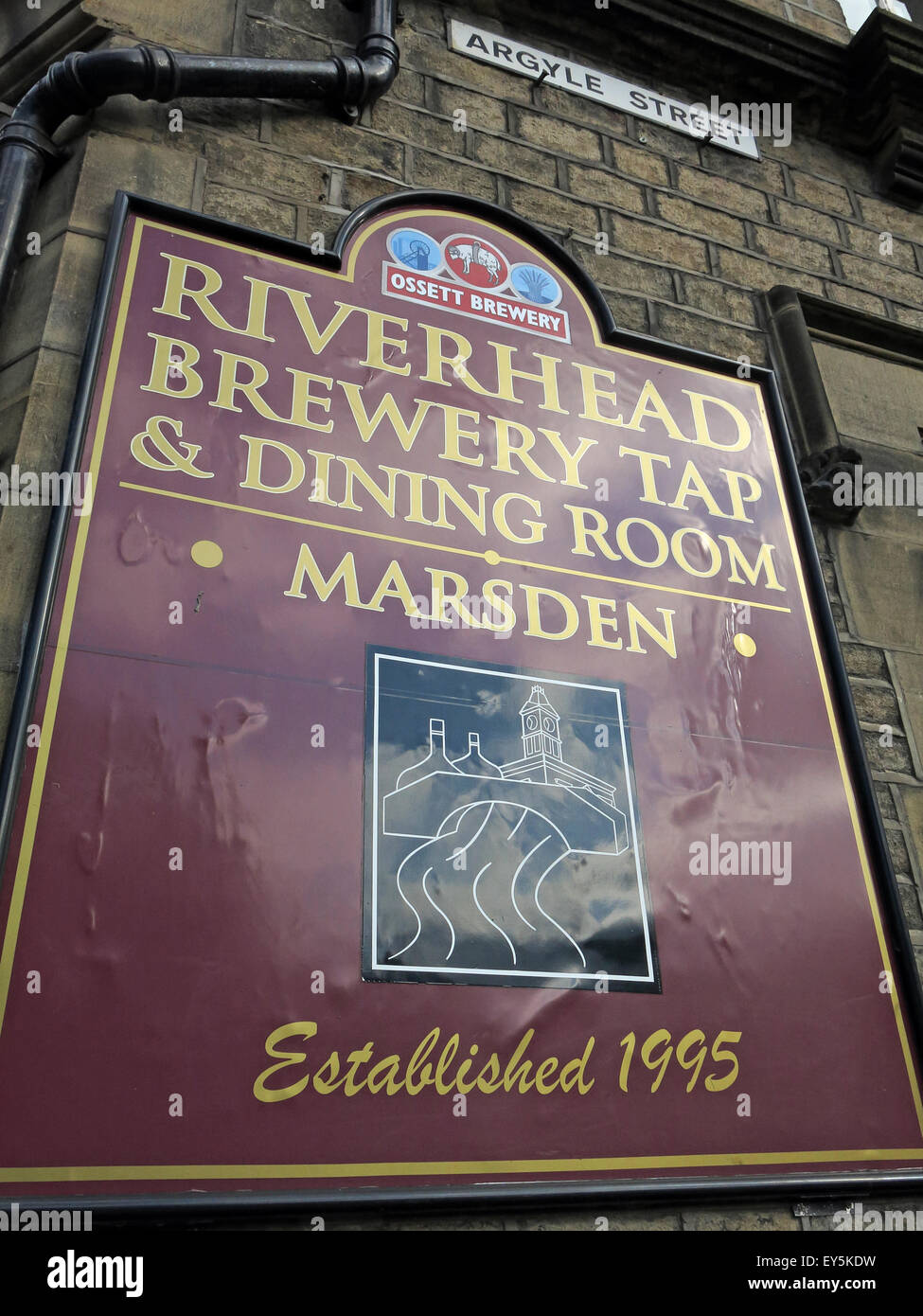 transpennine,trans,pennine,train,ale,real.realale,sign,river,head,England,UK,on,the,CAMRA,aletrain,route,1995,village,town,brewer,Kirklees,Council,borough,GoTonySmith,Buy Pictures of,Buy Images Of