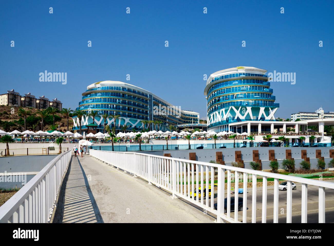 Resort Hotel Turkey Stock Photos & Resort Hotel Turkey Stock Images ...