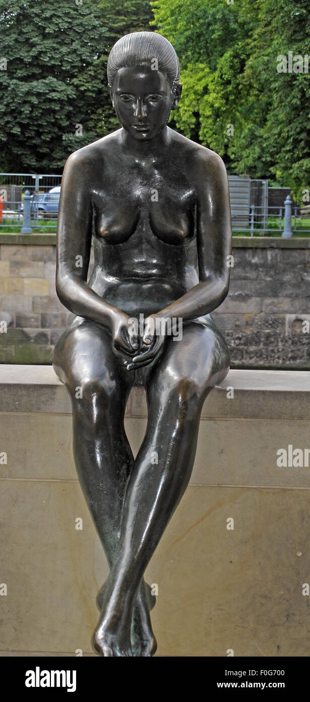 3,Statue,by,the,Spree,River,Moabit,Berlin,Germany,bronze,bank,side,of,art,artist,public,publicart,German,sculptor,DomAquarée,DomAquaree,summer,sunny,bright,city,cities,culture,front,frontal,view,portrait,GoTonySmith,Buy Pictures of,Buy Images Of